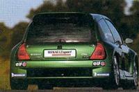 Alpine Renault : Renault Clio Sport 1.9 dCi